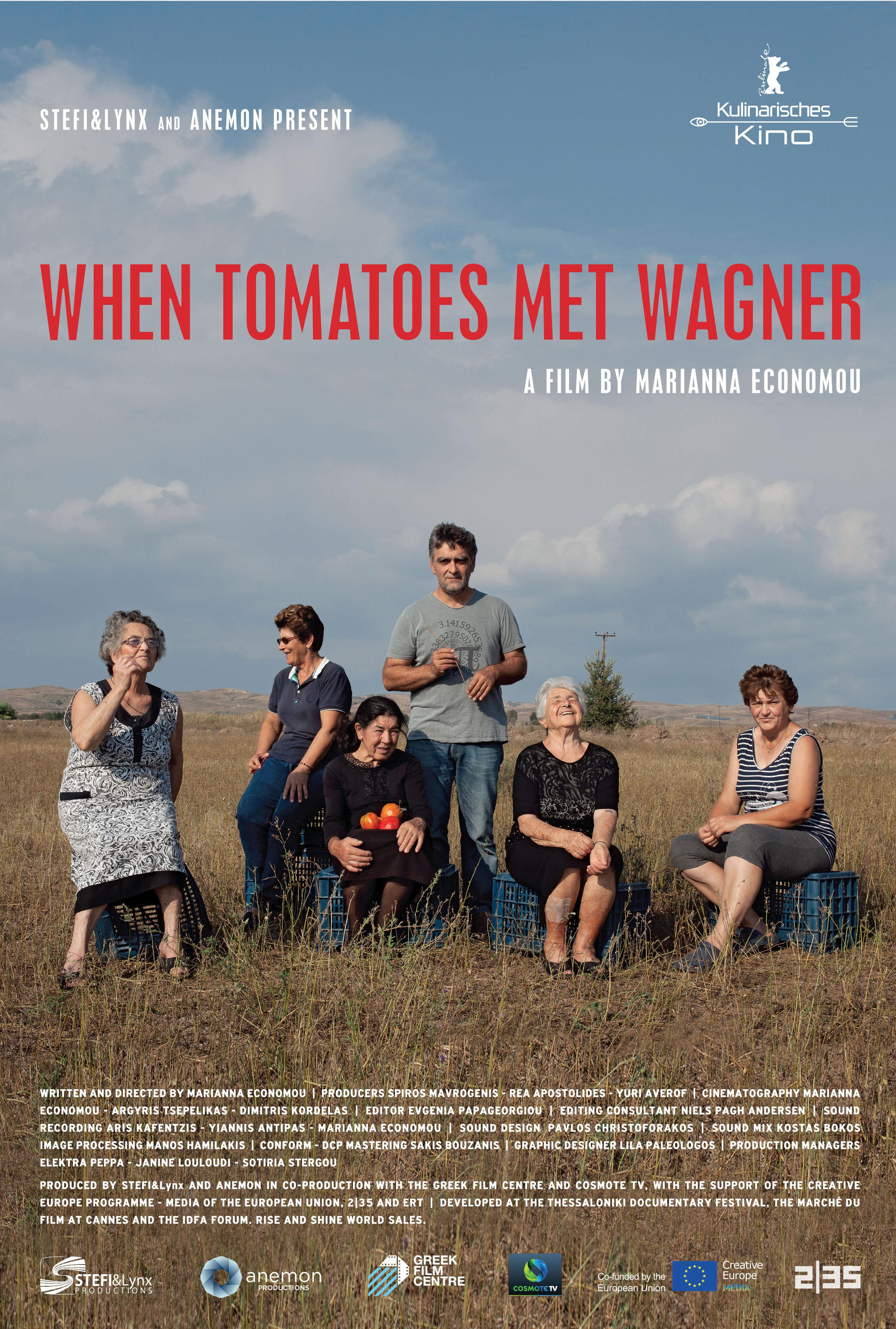 when tomatoes met wagner poster