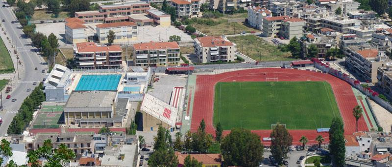 nafplion football stadium