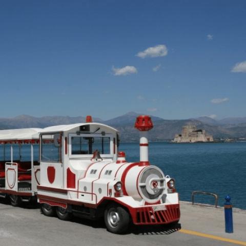 Discover Nafplio by Fun-Train