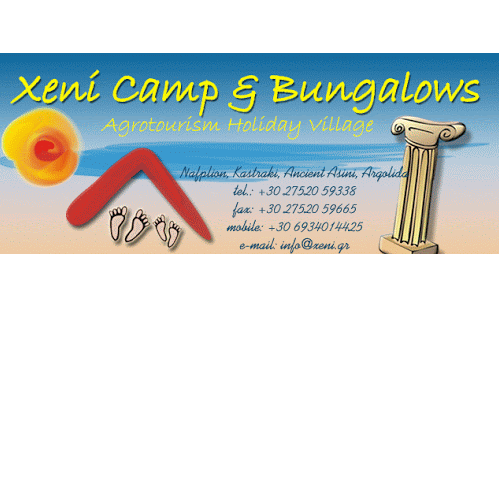 Xenicamp - Bungalows